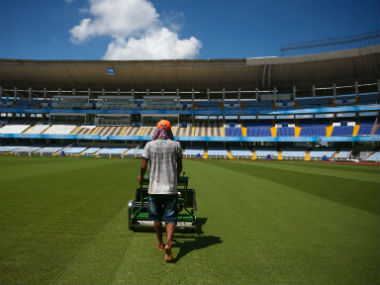 Kolkata's iconic Salt Lake Stadium that is to host the FIFA U-17 World Cup final. Getty Images