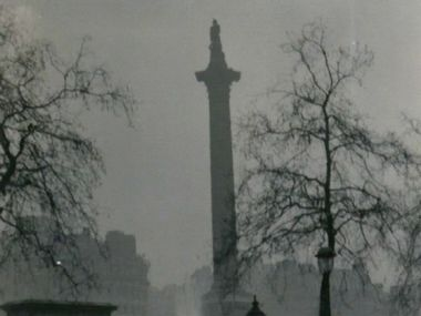 File image of The Great Smog in London. Image Courtesy: Wikimedia Commons