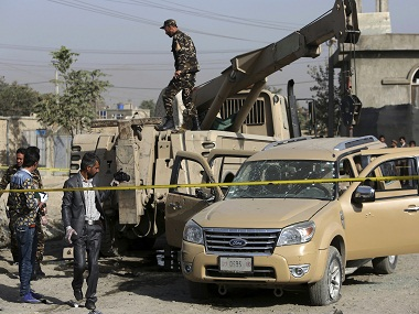 Afghanistan has been rocked by a series of deadly bombs in recent weeks. AP