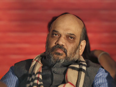 BJP party president Amit Shah was cleared of all charges in the Sohrabuddin case. Reuters file image