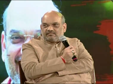 File image of BJP president Amit Shah. News18