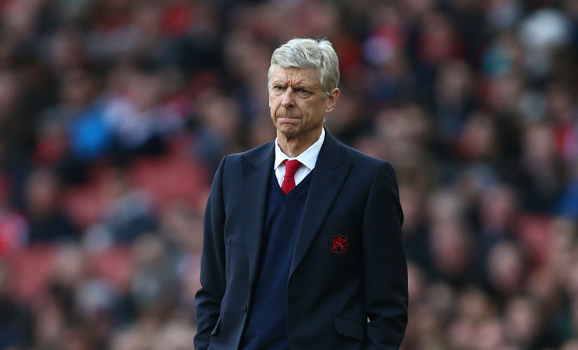 File image of Arsene Wenger. Getty Images