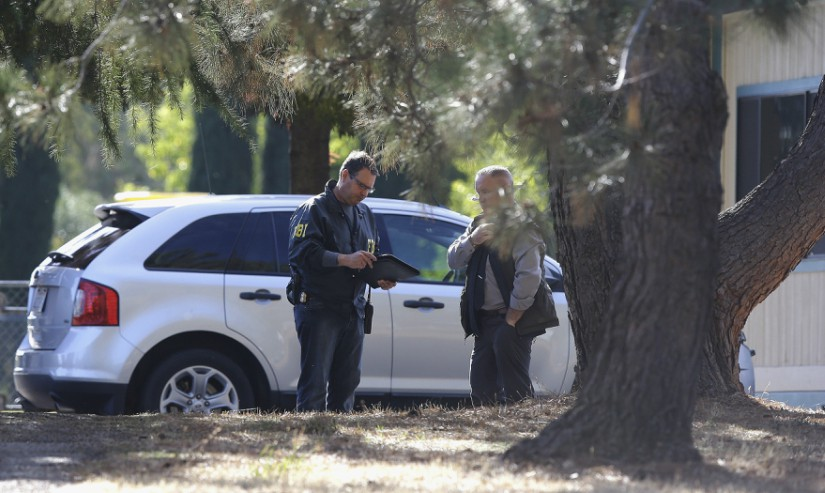 After California gunman killed wife, he rampaged through community, killing four people