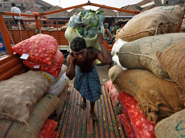 Retail inflation came in at 3.58 percent in October.