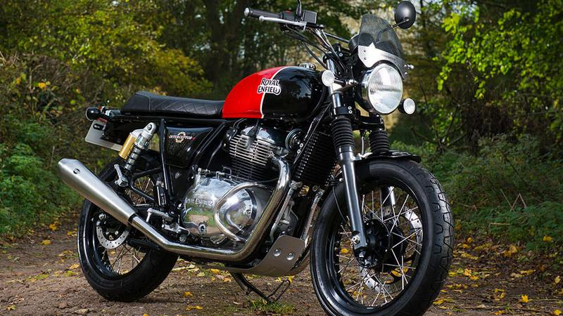 Royal Enfield Unveils The Interceptor 650 Twin And