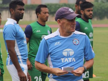 Jamshedpur FC will make their ISL bow against NorthEast United on Saturday. Image Courtesy: fcjamshedpur.com
