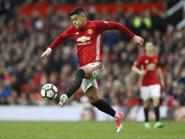 File image of Manchester United's Marcos Rojo. Reuters
