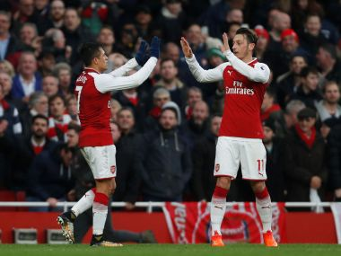 Arsenal turned tables on arch-rivals Tottenham Hotspur in the north_london derby. Reuters