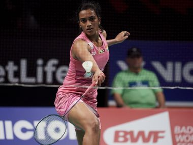 File image of India's PV Sindhu. Getty