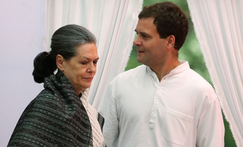 Rahul Gandhi's ascent as Congress chief has always been a matter of time. Reuters