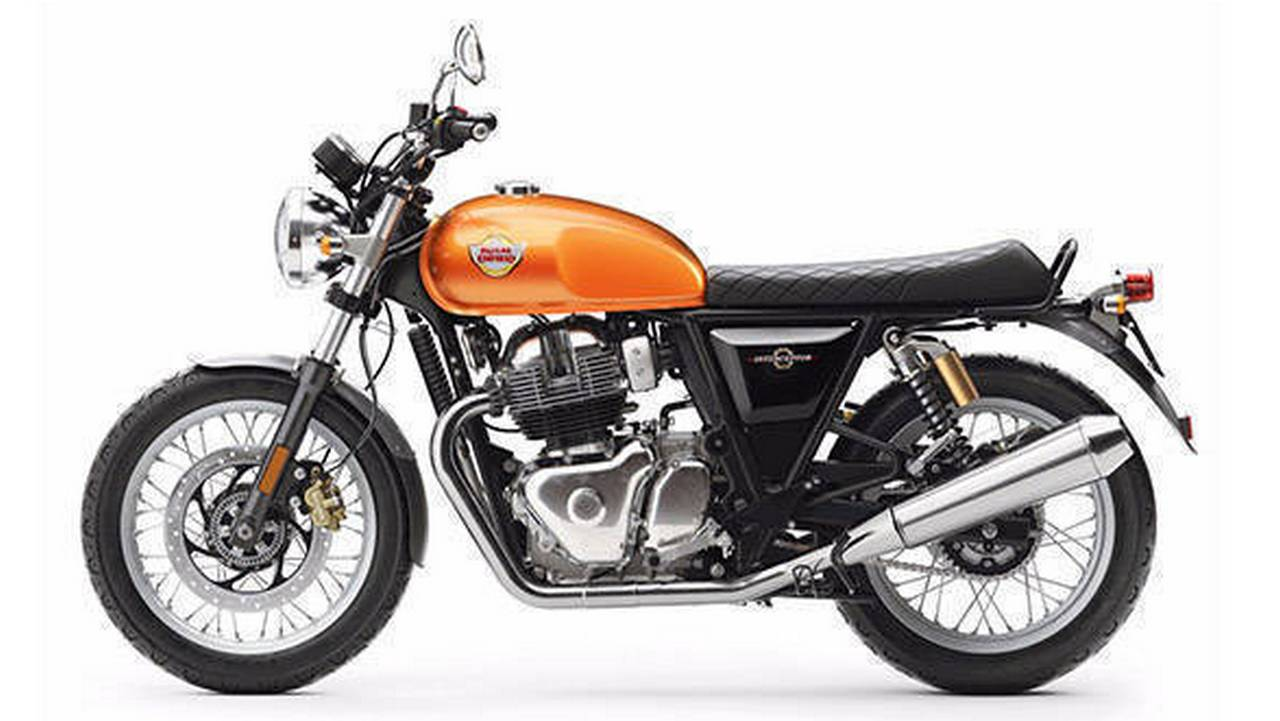 Royal Enfield unveils new Interceptor 650 and Continental GT 650 motorcycles