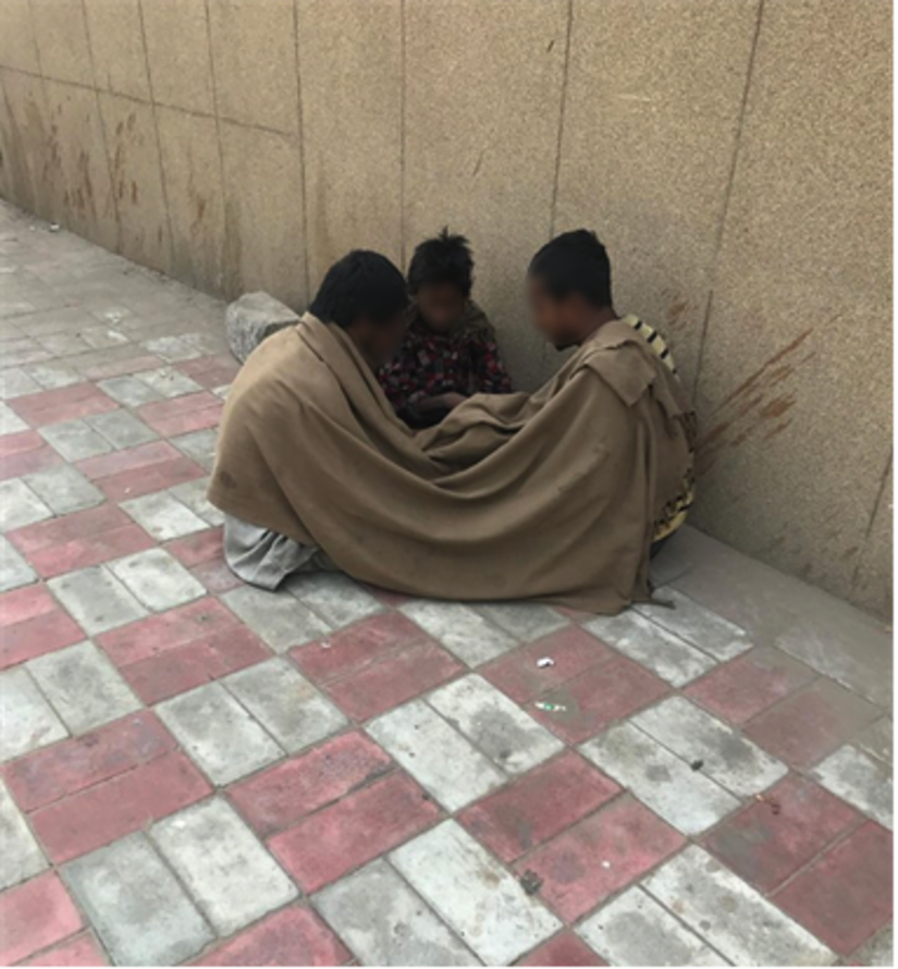 Minutes away from the Feroze Shah Kotla stadium, a boy who identified himself as Mohammad sat with his friends in a cosy huddle. They were smoking smack. Between two drags, he jokingly said that if someone gets him a cricket bat, he'll give up on drugs. Firstpost/Pallavi Rebbapragada