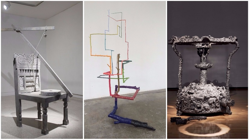 Works by Bharti Kher, Evan Holloway and Jitish Kallat will be part of the Sculpture Park