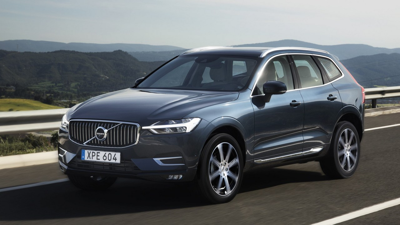 The 2018 Volvo XC60 is built on the Scalable Product Architecture - a modular platform that allows Volvo's engineers and designers to customize the dimensions of the car to suit various body-styles. Image: Volvo