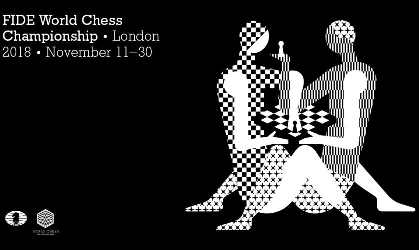 'Pawnographic' World Chess Championship logo a controversial move