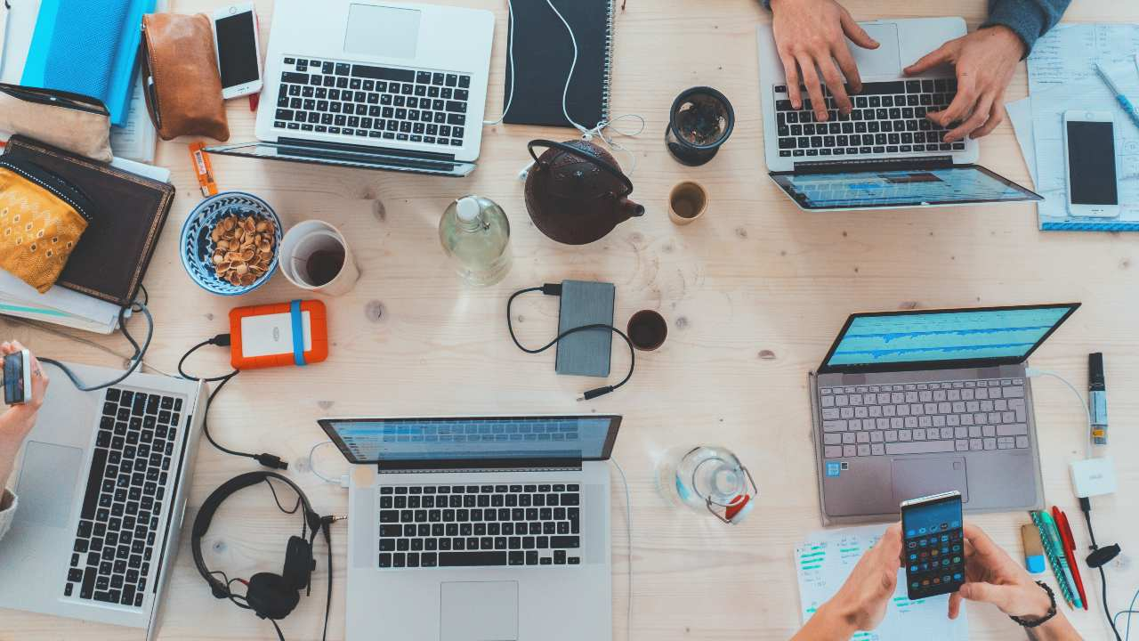 Since the entire team is working from home, it's best for you and your team to choose a set of versatile tools rather than a variety of single-taskers