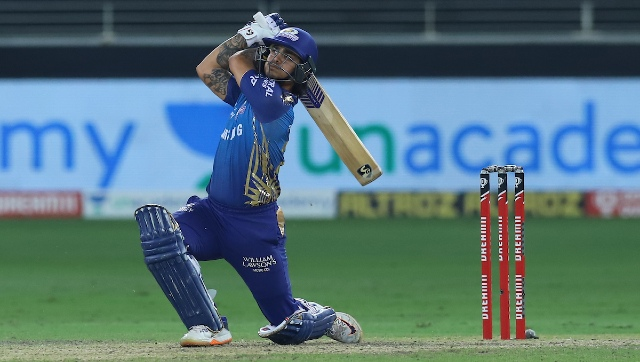 After Rohit's departure, young Ishan Kishan (33 off 19 balls) remained unbeaten and took MI past the finish line. The left-hander struck three fours and a maximum in his knock. He hammered 30 sixes in IPL 2020 – the most by any batsman in the competition. Sportzpics