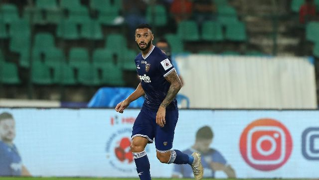 Task will be cut out for Brazilian Eli Sabia as he prepares to lead Chennaiyin's defence. Sportzpics