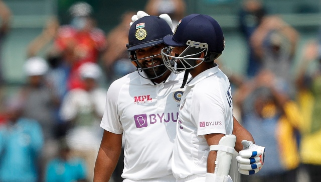 Rohit was ably supported by Ajinkya Rahane (67) and shared a 162-run fourth-wicket partnership with the vice-captain. Sportzpics