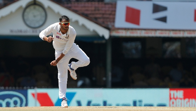 Left-arm spinner Axar Patel had a dream Test debut as he claimed a five-for in the second innings and a total of seven wickets in the Test. Sportzpics