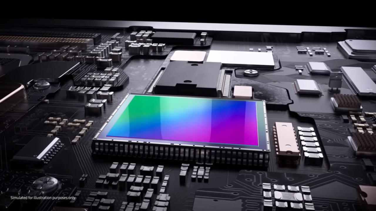 Samsung claims that the new ISOCELL Dual-Pixel sensor is already in mass production. Image: Samsung