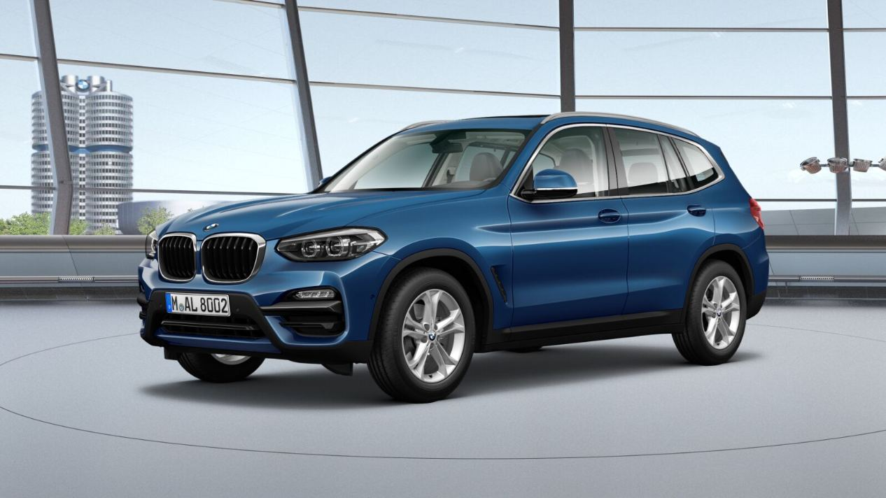 Those buying the BMW X3 SportX in February will be eligible for benefits of up to Rs 1.50 lakh. Image: BMW India