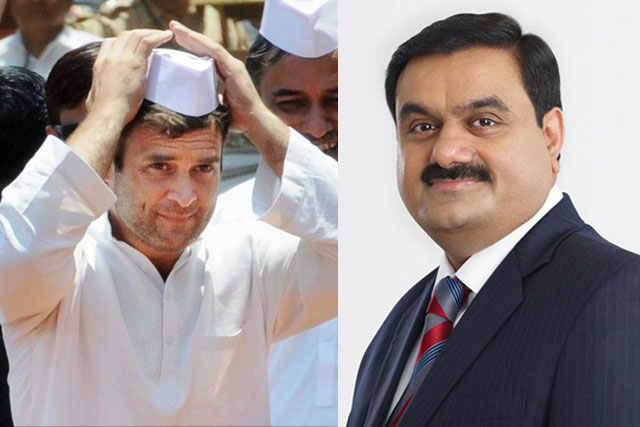 How Rahul Gandhi may have targetted Adani