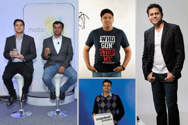 How the Bansals are the kings of Indian e-commerce