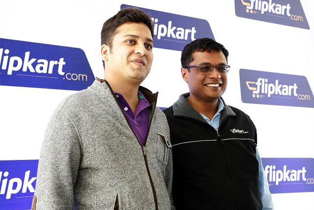 Flipkart raises $1 billion in fresh funding: D