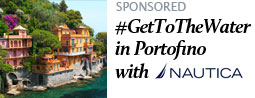 #GetToTheWater in Portofino with Nautica
