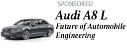 Audi A8 L Future of Automobile Engineering