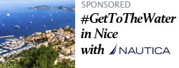 #GetToTheWater in Nice with Nautica